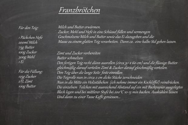 Franzbrötchen rezept
