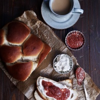 Vegan Yeast Bread * Hefezopf