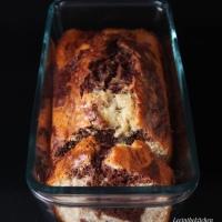 Marbled Banana Cake * Bananen-Marmorkuchen