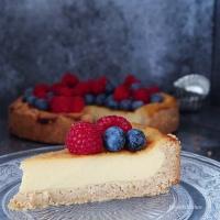 Lemon Cheesecake * Zitronen-Käsekuchen